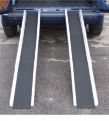 Lightweight Channel Ramps