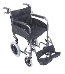 Lightweight Aluminium Compact Transit Wheelchair