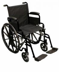 Deluxe Self Propel Wheelchair